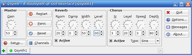 使用FluidSynth在Linux下聆听MIDI音乐- 天堂的另一角- IT博客
