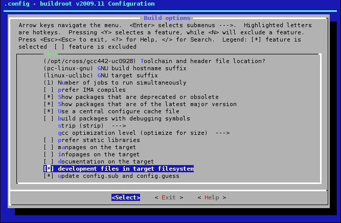 Buildroot - 让交叉编译更轻松- 乐在其中- IT博客
